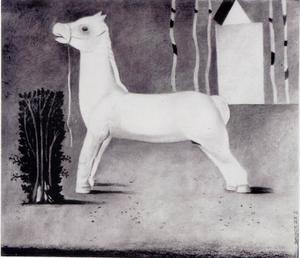 Het circuspaard (variant)