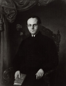 Portret van Johannes Wilhelmus Leonardus Smit (1826-1887)