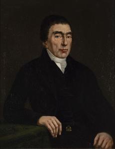 Portret van Willem Hendrik van Oordt (1773-1854)