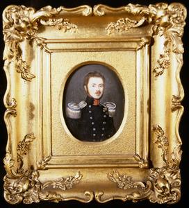 Portret van David van der Hoop (1805-1847)