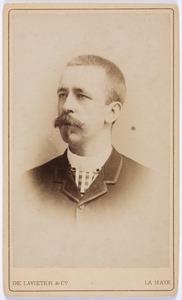 Portret van Steven Jan Matthijs van Geuns (1864-1939)