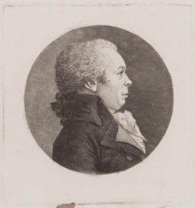 Portret van Theodorus van Kooten (1749-1813)