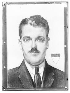 Portret van Eric Norman van Lennep (1899-1961)