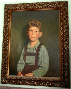 Portret van Anton Everts (1914-2004)