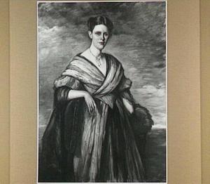 Portret van mevrouw J.C. Royer-Hannema (1894-1963)
