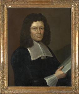 Portret van Johannes Steengracht (1633-1705)