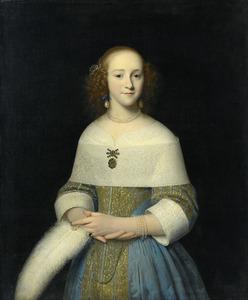 Portret van een vrouw, mogelijk Susanna Reael (?-1662)