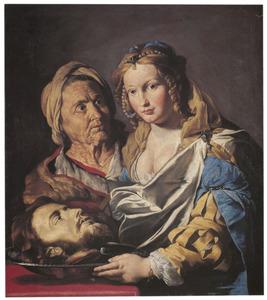 Salome met het hoofd van de H. Johannes de Doper