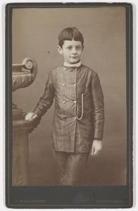 Portret van Andries Gratama (1877-1945)