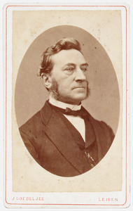 Portret van Christiaan Jan van Ketwich (1818-1903)