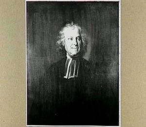 Portret van Hermanus Boerhaave (1668-1738)