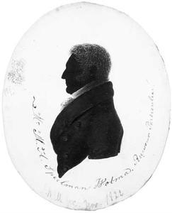 Portret van Helenus Marinus Speelman Wobma (1787-1867)