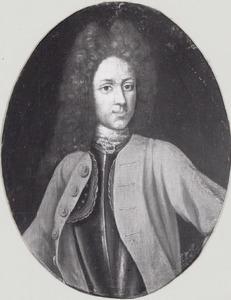 Portret van waarschijnlijk Frederik Willem van Rechteren (1701-1770)