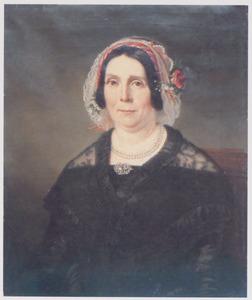 Portret van Maria Jacoba  Vollenhove (1802-1881)