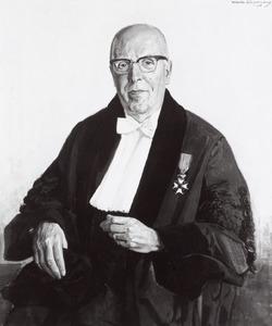 Portret van Frans Cornelis van der Kaay (1897-1990)