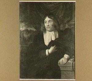 Portret van Johannes Cunaeus (1617-1673)