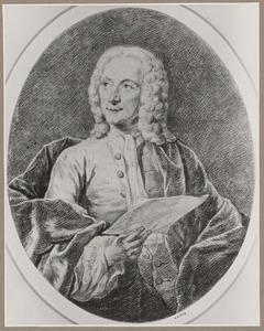 Portret van Isaac Walraven (1686-1765)