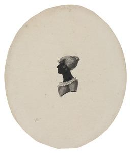 Portret van Maria Wilhelmina de Bruijn (1781-1806)