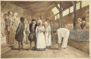 Bezoek aan het panopticum