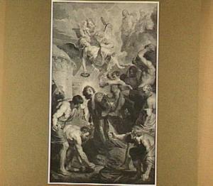 Marteldood van de H. Stephanus