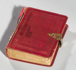 fotoalbum d'Ablaing van Giessenburg II, 1861