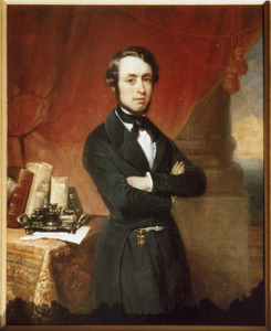 Portret van Cornelis Leonardus Winkelaar (1818-1865)