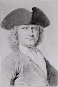 Portret van Cornelis Pronk (1691-1759)