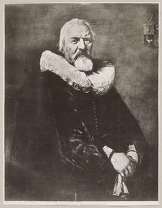Portret van Pieter Jacobsz. Olycan (1572-1658)