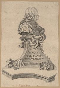 Portret van Gerard van Swieten (1700-1772)