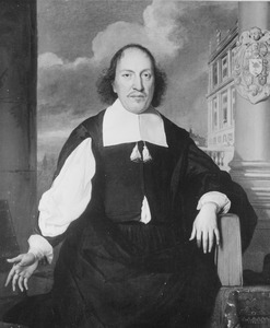 Portret van Jacob van Ring ( -1678)
