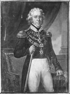 Portret van Jacob Gustaf de la Gardie (1768-1842)
