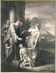 De verbanning van Hagar en Ismael (Genesis 21:16-21)