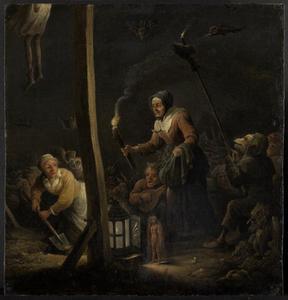 Heksenscene