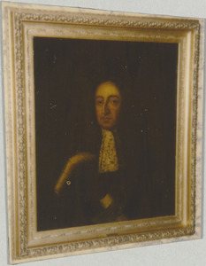 Portret van prins Willem III van Nassau (1650-1702)