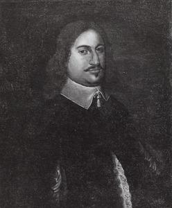 Portret van Friedrich zu Dohna (1619-1688)