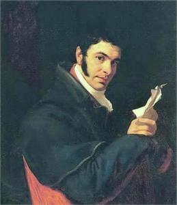 Portret van Nikolai Semyonovich Mosolov (1775-1859)
