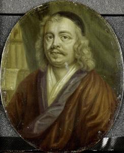 Portret van Jacobus Heiblocq (1623-1690)