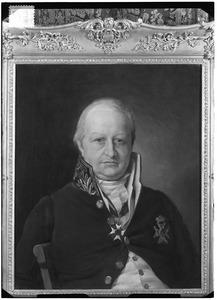 Portret van Jan Elias Nicolaas van Lynden (1766-1841)
