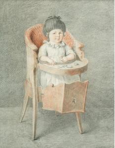 Portret van Catharina Elisabeth Druy (?-1887)