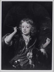 Portret van Anthony de Sadelaer (1664-1713)