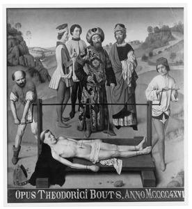 Het martelaarschap van de H. Erasmus