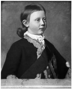 Portret van prins Willem V van Oranje- Nassau (1748-1806)