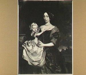 Portret van Maria Colve (?-1687) en Anna Maria van Nieupoort (?-1687)