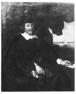 Portret van Cornelisz. Jansz. Witsen (1605-1669)
