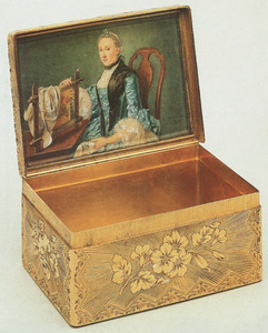Portret van Anna Margaretha van der Hoop ( -1803)