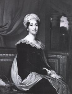 Portret van Berendina Schimmelpenninck (1771-1824)