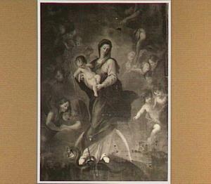 De Madonna van de Onbevlekte Ontvangenis
