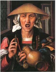 Boze vrouw