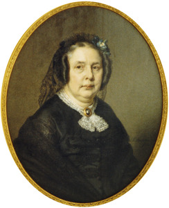 Portret van Henrietta Philippina Jacoba van Pallandt (1810-1881)
