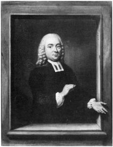 Portret van Willem van den Broek (1716- )